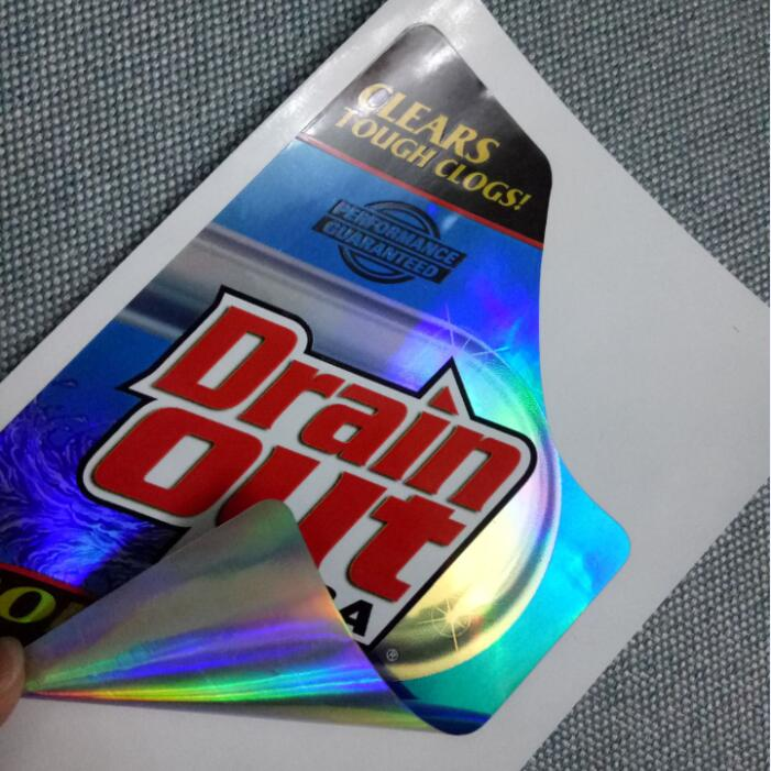 photo relating to Printable Vinyl Labels named Tailored entire colour electronic printing self adhesive vinyl