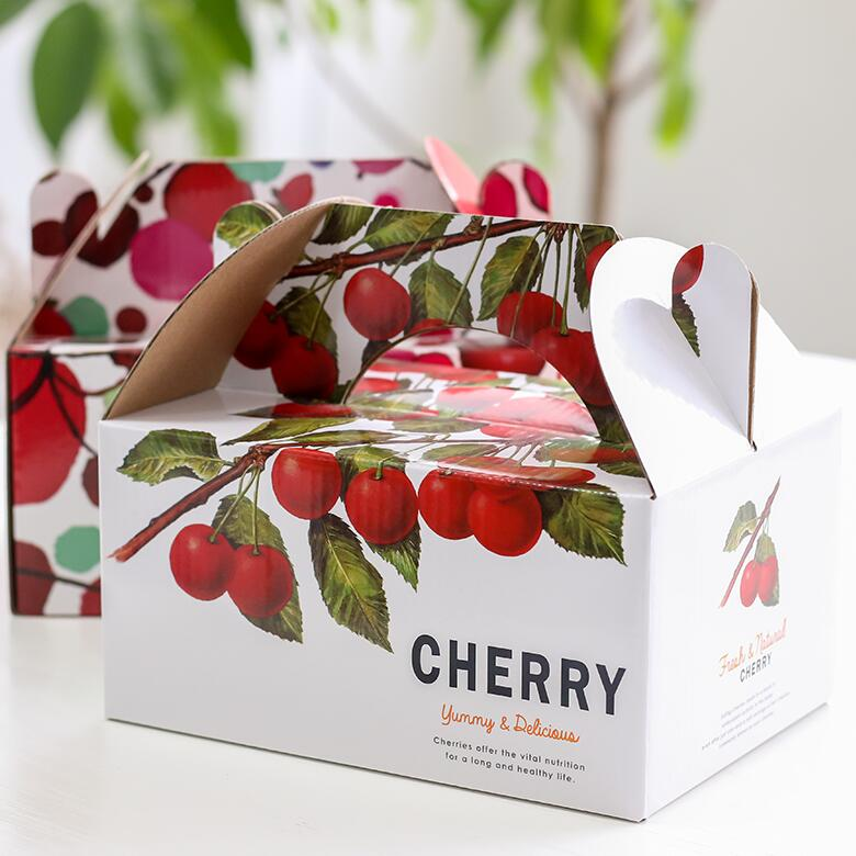Corrugated Cartons Printing For Fruit Packaging